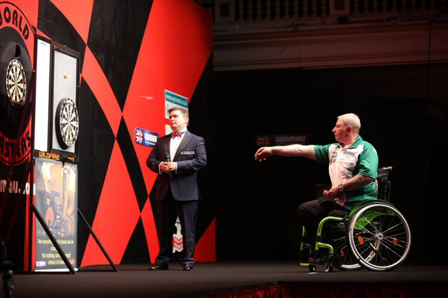 World Disability Masters 2014