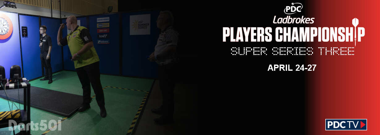 Player Championships - Super Series Three
