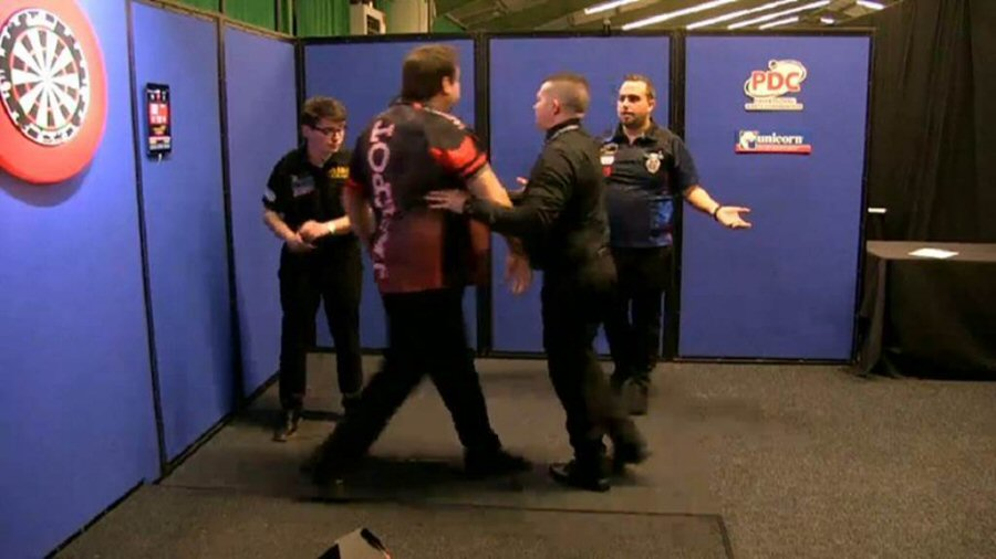 Adrian Lewis supplied by ICS Digital