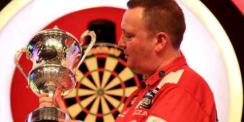 Glen Durrant 2017 BDO World Darts Champion