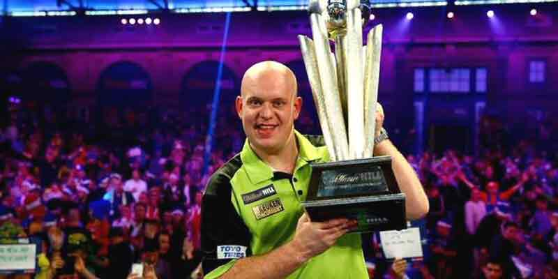 Michael van Gerwen 2019 PDC World Darts Champion