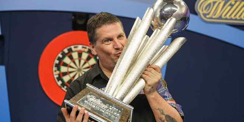 Gary Anderson 2015 World Darts Champion
